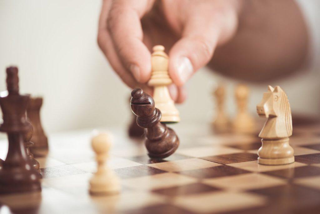 jak dobrze grać w szachy